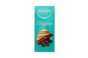 Шоколад Roshen Elegance темний молочний 100г х40