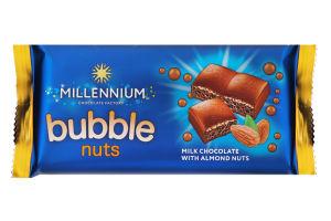 Шоколад Millennium bubble nuts 70г х20