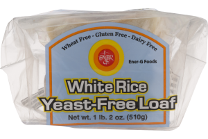 Ener-G White Rice Yeast-Free Loaf