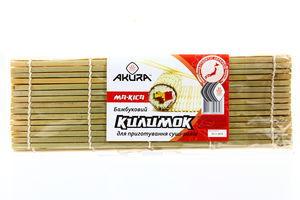 Коврик Akura бамбуковый д/приготовления суши