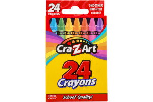 Cra-Z-Art Crayons - 24 CT