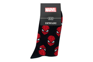 Шкарпетки Diwari чоловічі 17C-140CПМ 42-43