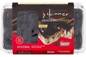 J. Skinner Chocolate Craver's Rolls