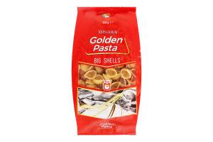 Изделия макаронные Big shells Golden Pasta м/у 400г