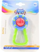 Погремушка Мячик с ручкой Canpol