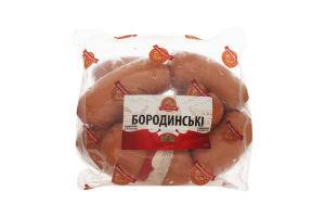 Сардельки Бородинские Салтівський м'ясокомбінат кг