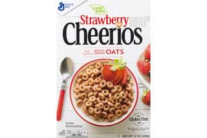 Strawberry Cheerios Cereal