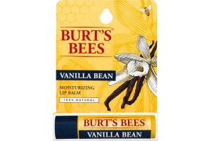 Burt's Bees Moisturizing Lip Balm Vanilla Bean