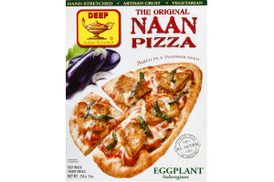 Deep The Original Naan Pizza Eggplant