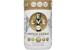 Evolve Real Plant-Powered Protein Powder Ideal Vanilla
