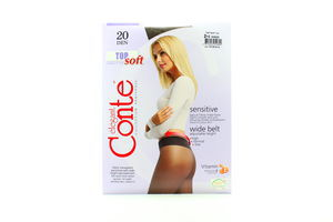 Колготки Conte Top Soft 20den 2S Shade