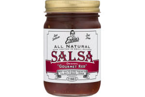 Ernie's All Natural Gourmet Red Salsa