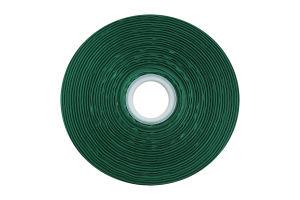 Стрічка атласна 2.5смх91м зелена №DL-25mm 587 ТОВ СП Украфлора 1шт