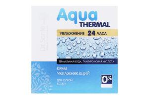 Крем для лица для сухой кожи Увлажняющий Aqua Thermal Dr.Sante 50мл