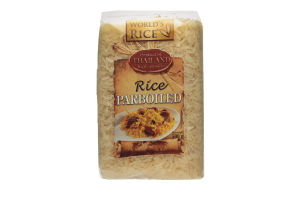 Рис Парбоилд World's Rice м/у 500г