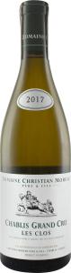 Вино 13% 0.75л біле сухе Chablis Grand Cru Les Clos Domaine Christian Moreau пл