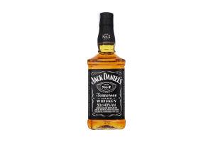 Виски 0.5л 40% Jack Daniel's