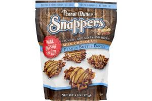 Snappers Milk Chocolate Peanut Butter Pretzel Treat