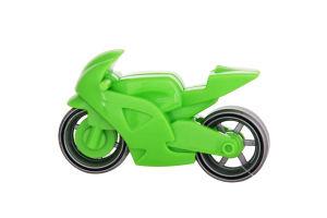Игрушка для детей от 12мес №39535 Мотоцикл спортивный Kid cars sport Wader 1шт