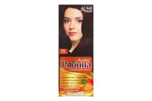 Крем-краска для волос №036 Божоле Рябина Avena Acme Color 1шт