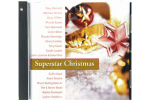 Superstar Christmas CD