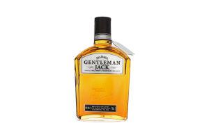 Віскі 0.7л 40% Gentleman Jack Jack Daniel's