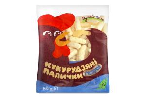 Палички кукурудзяні молочні Гуляй-поле м/у 60г