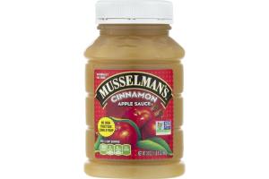 Musselman's Apple Sauce Cinnamon