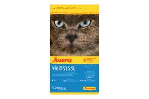 Корм сухой для взрослых котов Marinesse Josera 400г