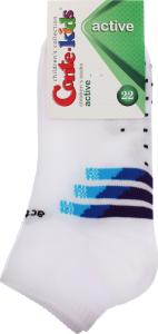 Шкарпетки дитячі Conte Kids №13C-34СП 22 білий-синій