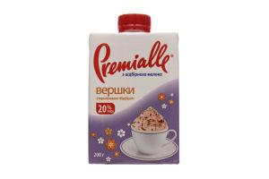 Вершки 20% Premialle TBA 200г
