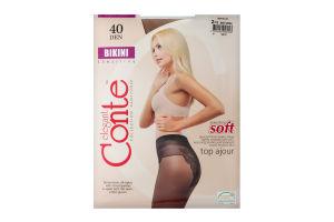 Колготки Conte Bikini 40den 2 Natural