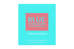 Antonio Banderas Blue Seduction жін.т/вода 80мл