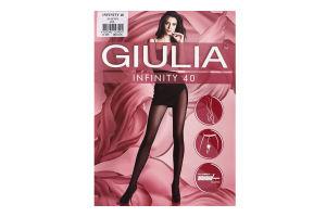 Колготки жіночі Giulia Infinity 40den 4-L daino