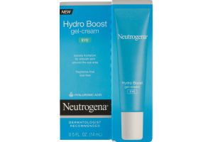 Neutrogena Hydro Boost Gel-Cream Eye