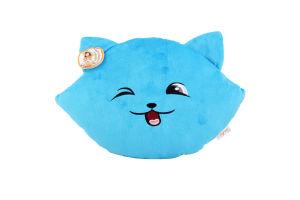 Подушка №ПД-0225 Кошка-смайл хитрый Tigres 1шт