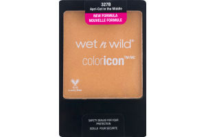 Wet n Wild Coloricon Blush 327B Apri-Cot in the Middle