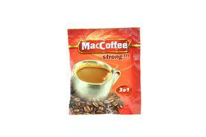 Кофе strong MacCoffee 18г