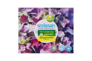 Порошок стиральный для цветных вещей с смягчителем воды Compact Sodasan 1.2кг