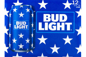 Bud Light Beer - 12 PK