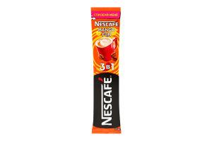 Напій кавовий Nescafe Mango fun зі смаком манго 13г
