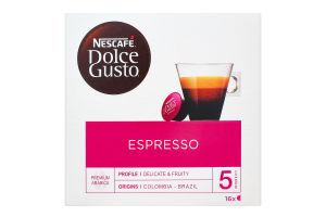 Кава Nescafe Dolce Gusto Espresso 96г