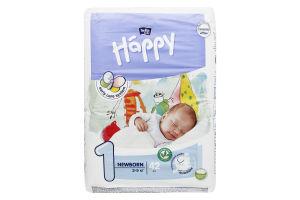 Підгузники Baby Happy Bella 2-5кг 42шт