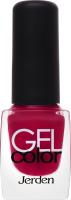 JERDEN лак для нігтів Gel Color 5мл 27