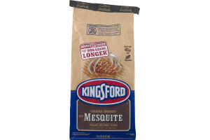 Kingsford Original Charcoal Briquettes with Mesquite, 14.6 Pounds