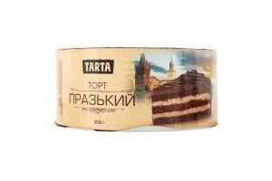 Торт Пражский Tarta к/у 500г