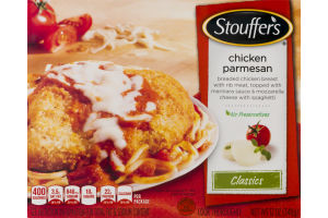 Stouffer's Classics Chicken Parmesan
