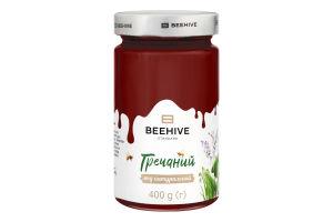 Мед натуральный Гречишный Beehive с/б 400г