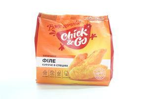 Филе куриное в специях Легко Chick & Go 260г