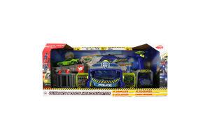 Набір іграшок для дітей від 3років №3719011 Управління поліції Dickie toys 1шт